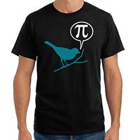 Pi Bird Vogel Spatz Sparrow Sprüche Geschenk Lustig Spaß Comedy Fun T-Shirt