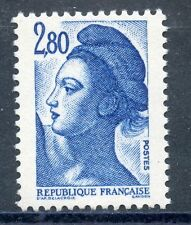 STAMP / TIMBRE FRANCE NEUF N° 2275 ** TYPE LIBERTE DELACROIX