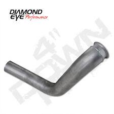 "DIAMOND EYE EXHAUST 4"" DOWN PIPE 99-03 FORD 7.3L POWERSTROKE F250 F350"
