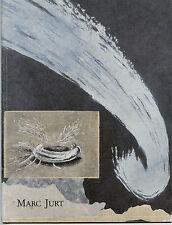 catalogue exposition Marc Jurt, 1991 Genève,gravures monotypes