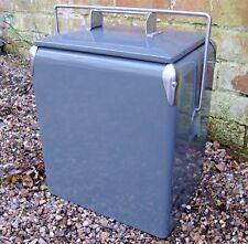 Rétro Cool Box Plain Grey Cooler 17 L Vintage coolbox cadeau de mariage AAC225