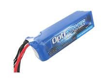 Optipower Ultra 50C Lipo Battery 5300mah, 6S, 10AWG
