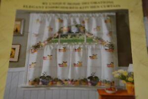 Fruit Kitchen Curtains For Sale Ebay