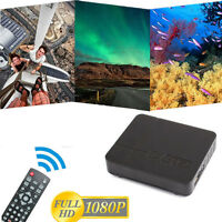 HD 1080P Digital DVB-T2 TV Set-top Box Terrestrial Receiver USB TV HDTV H-Q