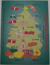 Stadspost Zaanstad - Velletje Kerst, Christmas, Weihnachten 2002