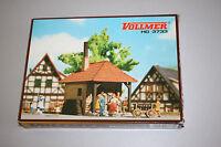 Vollmer 3733 Bausatz Backhaus Spur H0 OVP