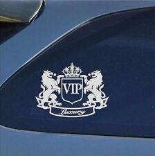 Delicate VIP The lion Reflective Car Sticker JDM Window Sticker Vinyl Decal