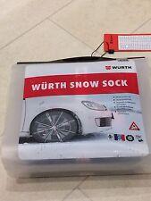 Wurth Autosock Snow Socks Winter Traction Aid AS645 / 0879000645 ( Cars & LCV )