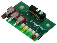 SUPERMICRO FP812 rev 3.0 POWER BUTTON / LED PANEL BOARD