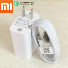 For Xiaomi Mi 9 Mi 8 Original QC3.0 27W Super Quick Charger and USB Type-C Cable