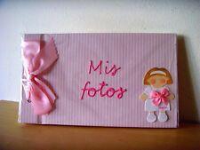 Usado - ALBUM FOTOGRAFÍAS comunión niña - Used in shop