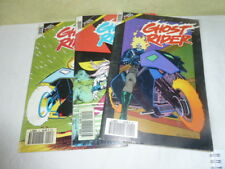 BD Marvel Comics GOST RIDER Version Intégrale N°1 . 2 et 3