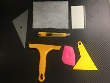 Car Window Tint Tools Kit for Auto Film Tinting Scraper Application Installation