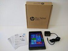 """HP Pro Tablet 608G1 7.86"""" N6J36UT#ABA 64GB Wi-Fi 4GB W8.1P Gray Used"""