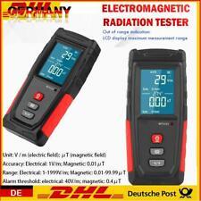 LCD Digitaler Strahlenmessgerät 5G 4G EMF Tester Elektromagnetische Radiometer