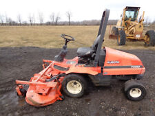 Kubota F3060 Front Cut Mower, 4Wd, Hydro, 72 inch Side Discharge Deck