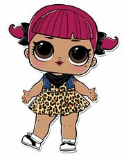 lol dolls PHOTO WALL STICKER WALL DECAL