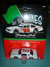 Signed ERTL 1:64 Scale Diecast NASCAR Sam Ard 1984 Busch Champ Thomas Bros #00