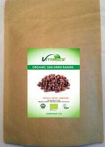 Organic Sun-Dried Raisins