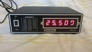 Siltronix FD-1011 Frequency Counter Digital Dial