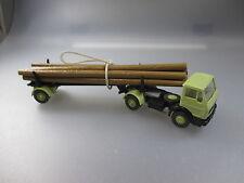 Wiking:Mercedes Benz Holztransporter   (LKW2)