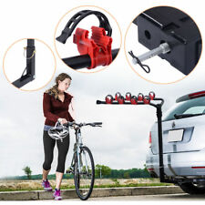 Segawe TAR3605 Deluxe 4-Bike Hitch Rack Car SUV Van Truck Carrier Safe New Heavy