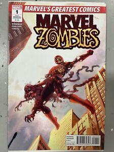 Marvel Zombies_#1 Marvels Greatest Comics_MGC Reprint (2010)_NM Marvel_s2