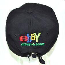 Ebay Green Team Baseball Cap Dad Hat Recycled Bottles Embroidered Adjustable