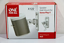 One For All Wandhalterung für Sonos Play:1 Lautsprecher- Universal (X122)