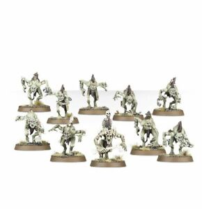 Crypt Ghouls / courtier x 10 Flesh Eater Court Death FEC Warhammer Age of Sigmar