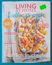 Living at Home Cocina De Verano Recetas No.2 sin leer 1A absoluto SUPERIOR