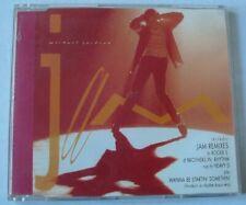 MICHAEL JACKSON (Maxi CD 4 tracks JEWEL CASE)  JAM
