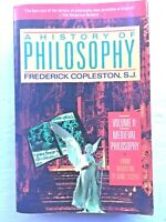 A History of Philosophy Vol. II: Medieval Philosophy Frederick Copleston S.J.