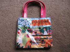 L'Occitane make up/mini shpper bag - collectable
