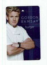 PLANET HOLLYWOOD Las Vegas Gordon Ramsay Room KEY Casino Hotel - Burger