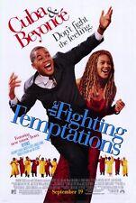 THE FIGHTING TEMPTATIONS Movie POSTER 27x40 Nigel Washington Chloe Bailey