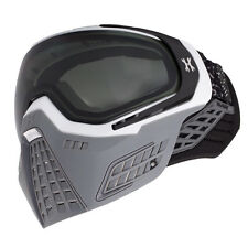 New HK Army KLR Thermal Paintball Goggles Mask - Slate White/Grey
