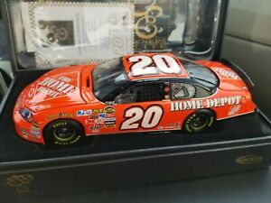 OWNERS ELITE TONY STEWART #20 HOME DEPOT '07 MONTE CARLO SS LE #240 of 2,007
