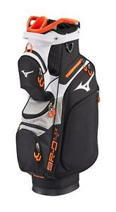 [BACK ORDER JUNE] MIZUNO S19 BR-D4C CART BAG(14-WAY) Black-Grey