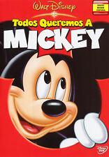 Todos queremos a Mickey. DVD