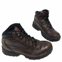 Men's Vintage Nike Air ACG Brown Hiking Boots Size 9.5