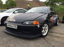 Civic 92-95 2/3 dr. Eg Ej First Molding Style  front lip  ABS JDM Type-r  Eg6