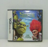Shrek Forever After: The Final Chapter (Nintendo DS, 2010) DS