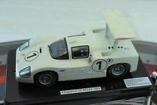 MRRC MC 0070 CHAPARRAL 2F BRANDS HATCH 1967 BOAC 500 WHITE # 1