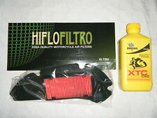 KIT TAGLIANDO OLIO XTC C60 + FILTRO ARIA HONDA SH 150i 2009 2010 2011 2012