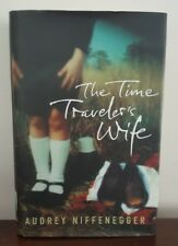 The Time Traveler's Wife, Audrey Niffenegger, Jonathan Cape 2004 1st Edition NF
