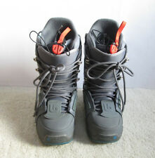 Burton TrueFit Progression Imprint 1 Women's Snowboard Boots Size Us 6 Gray