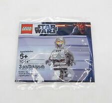 Lego 5000063-Star Wars TC-14 Droid - (Chrome/Silver) Polybag-NEW/OVP New