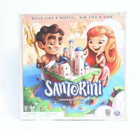 Santorini - Board Game by Spinmaster Games 2-4 Players, 8+ SPN6039848 NEW Sealed