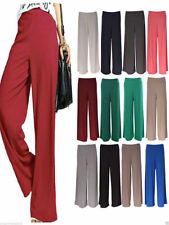 Unbranded Viscose High Women's Loose Fit Trousers